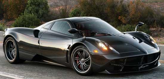 top-10-world-fastest-cars-Pagani-Huayra