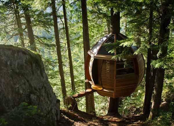 top-7-most-secluded-homes-in-world-The-HemLoft-Secret-Tree-House
