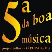 Logomarca Quinta da Boa Música