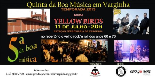 yellow birds face ok