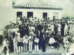 Piquenique - década de 1920