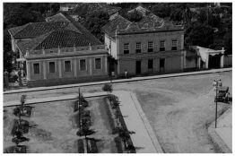 Casarão Mariana Figueiredo Frota – patrimônio histórico de Varginha/MG desde 2001. Construção: final do séc. XIX.