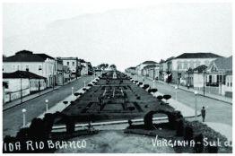 Avenida Rio Branco – Década de 1930.