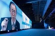 """Em 29 de maio, o Secretário Geral da ONU esteve na Convenção Internacional do Rotary em Seoul, na Coreia, e afirmou: """"a parceria entre o Rotary e as Nações Unidas está salvando vidas"""". Ban Ki-moon lembrou que as duas organizações têm uma longa história. https://fundacaorotary4651.wordpress.com/2016/06/27/de-onde-vem-esse-poder/"""