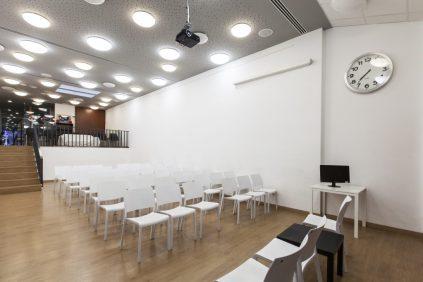 Sala, para conferencia