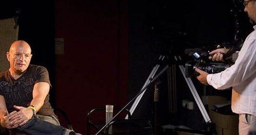 El periodista Llibert Ferri en una foto publicada al portal Nació Digital
