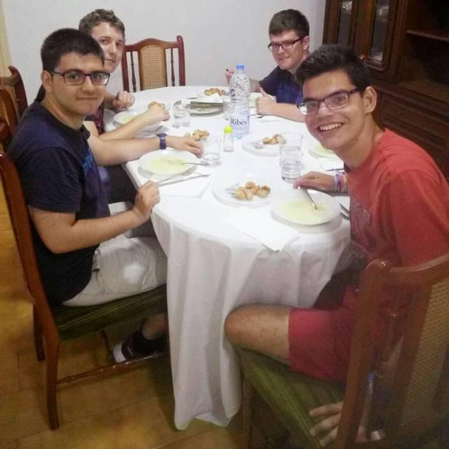 Ahir el sopar a Tornabous va ser un xit! Alhellip