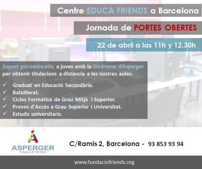 Portes obertes Educa Friends
