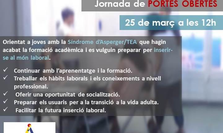 JORNADA PORTES OBERTES servei pre-laboral PROI