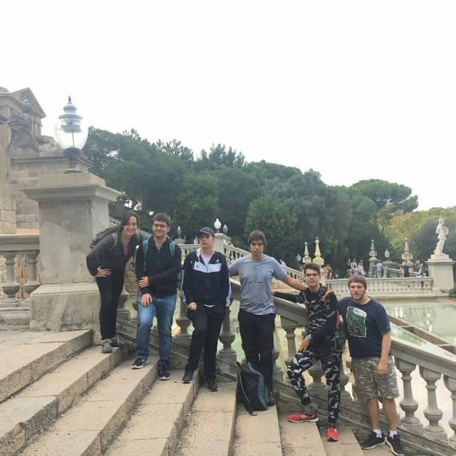 Avui el grup Perseu ha visitat el jard Botnic ihellip