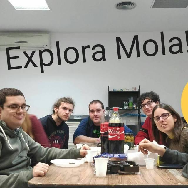 Retrovament merendola i jocs cooperatius del grup Explora Explora mola!hellip