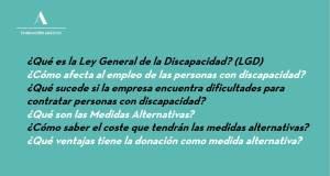 Ley General de la Discapacidad (LGD)