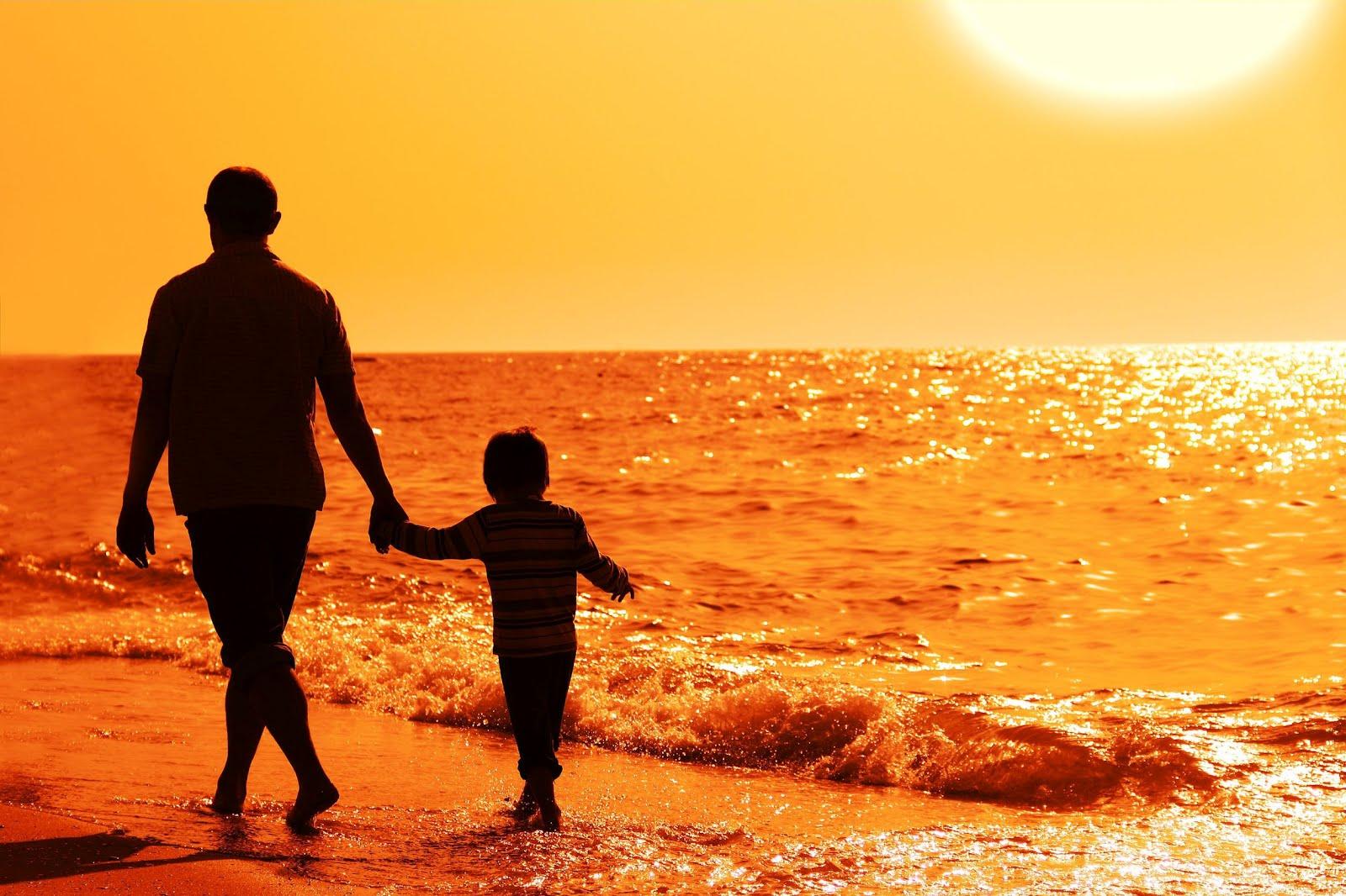 Resultado de imagen para papa con hijo