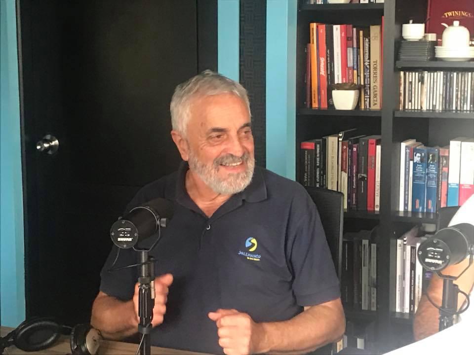 P. Mateo Méndez en radiomundo - proyecto Minga.