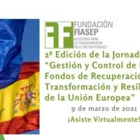 Gestión y Control de los Fondos de Recuperación, Transformación y Resiliencia de la Unión Europea