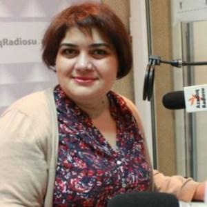 <b>2016</b> <br>Khadija Ismayilova: Un sacrificio por la libertad de prensa
