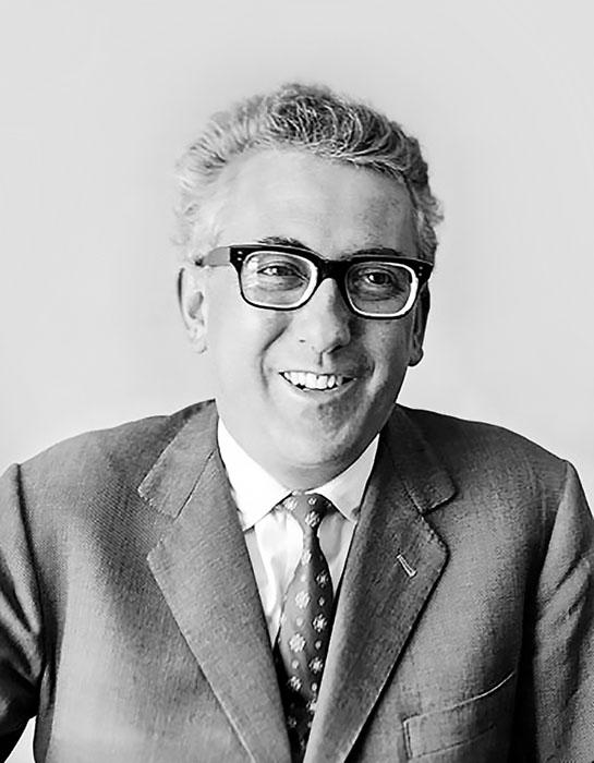 Guillermo Cano en 1975.