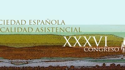 18 oct: FHO participa en el XXXVI Congreso de la Sociedad Española de Calidad Asistencial