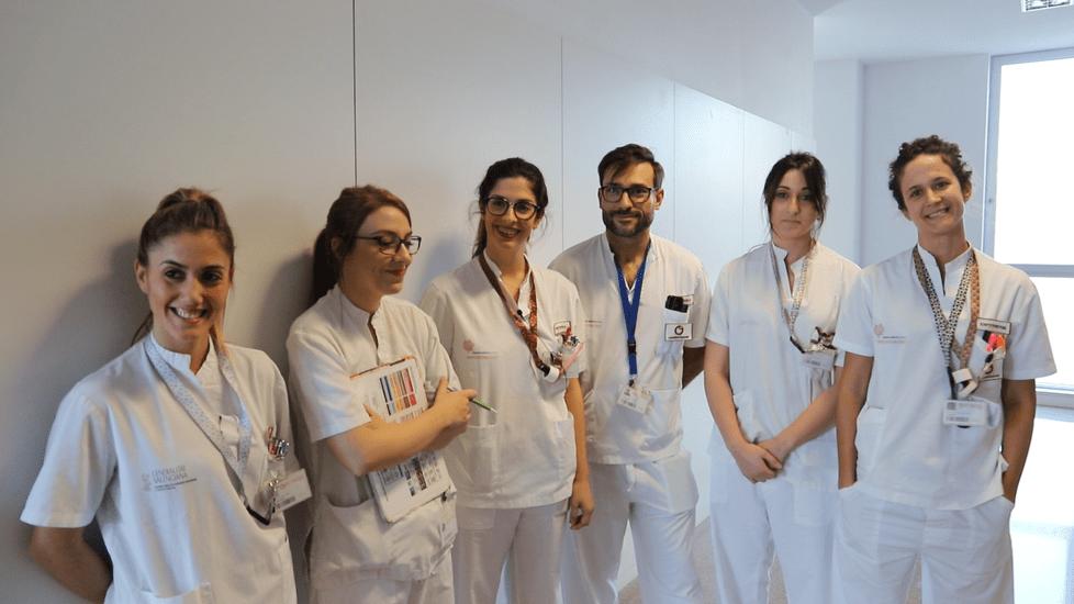 El servicio hospitalario más optimista de España está en el Hospital del Vinalopó