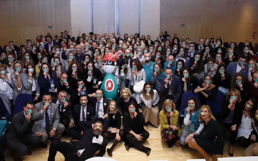 Así fue la Gala de los V Premios Fundación Hospital Optimista…