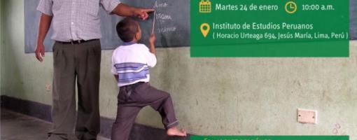 IEP y Fundación Mohme presentan conferencia sobre educación y ciudadanía