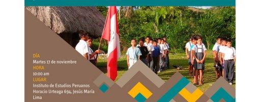 """Fundación Mohme e IEP organizan conferencia """"Escuela, democracia y ciudadanía en el Perú"""""""