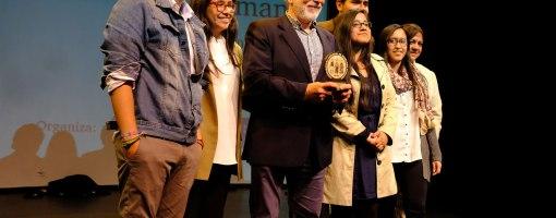 Emotiva entrega de Premios en Derechos Humanos 2018