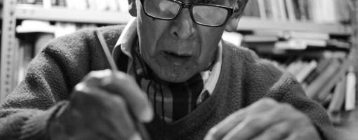 """César Lévano: """"Siempre he tratado de hacer bien las cosas, con amor al trabajo y con responsabilidad social"""""""