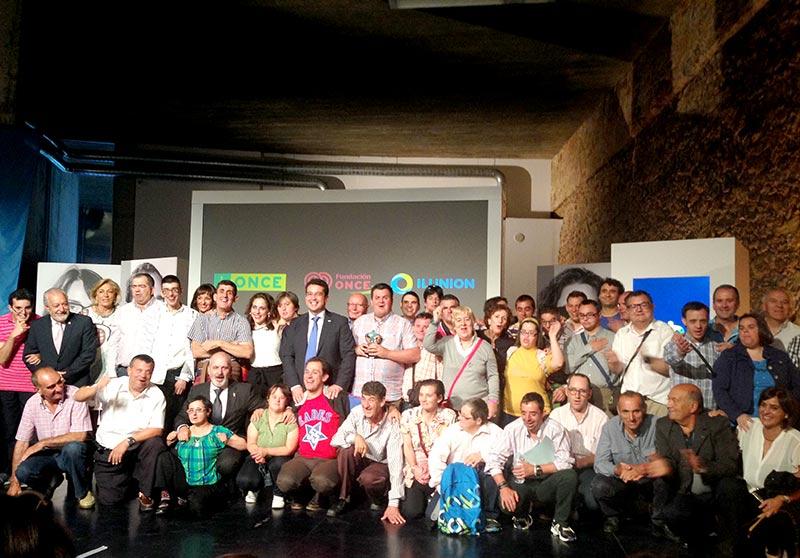 Premios Solidarios de la ONCE 2015