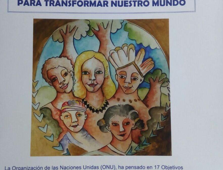 PRESENTACIÓN 17 OBJETIVOS PARA TRANSFORMAR NUESTRO MUNDO EN LECTURA FÁCIL