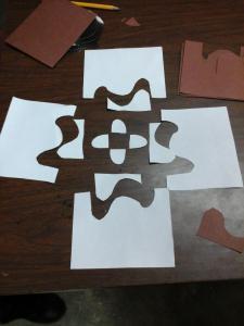 Clinicas de arte diseños isometricos