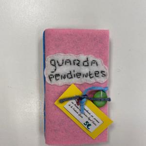 Guardapendientes FQ