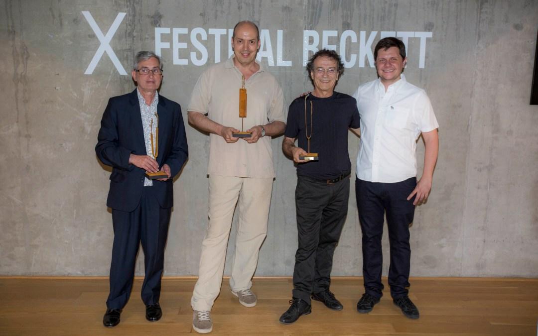 Se entregaron los Premio Godot 2015