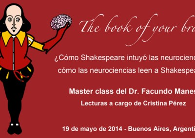 Dr. Facundo Manes: Shakespeare y las Neurociencias