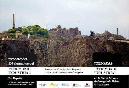 Jornadas Patrimonio Industrial de la Sierra Minera