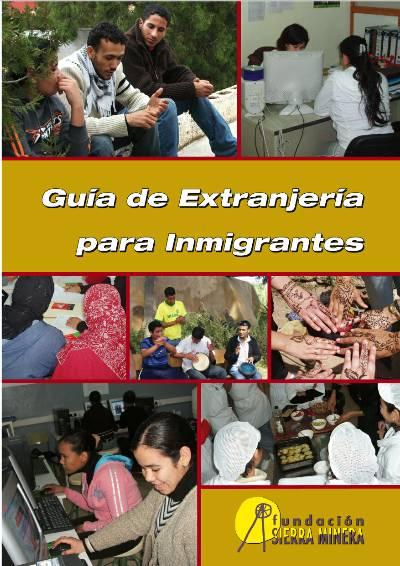 Guía de extranjería para inmigrantes