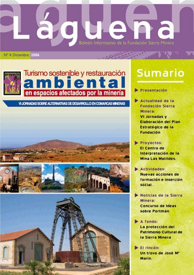 Boletín Informativo: Laguena Nº 4