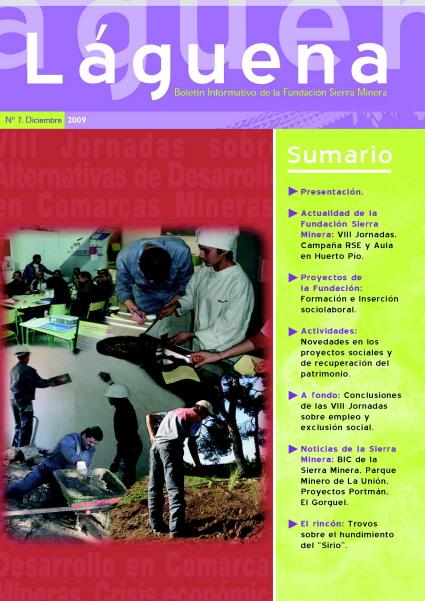 Boletín Informativo Láguena nº 7