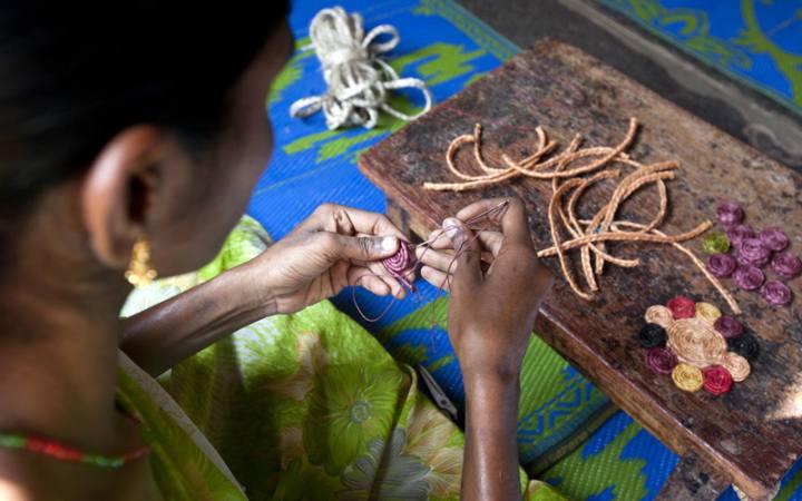 Resultado de imagen de artesania comercio justo