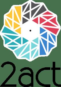 Logo 2act pl-eng