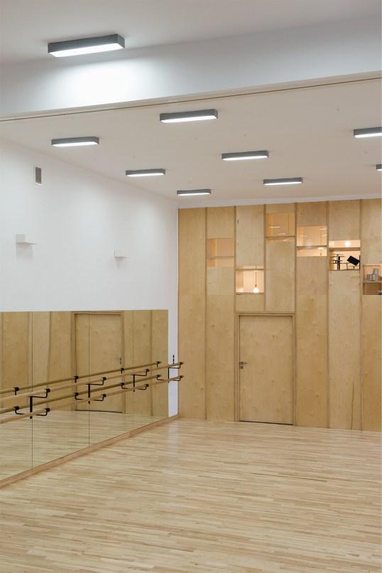 Sala baletowa, 2015