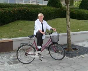 gosia-na-rowerzee