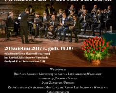Koncert Big Band 20-04-2017r AM we Wrocławiu str fundacji