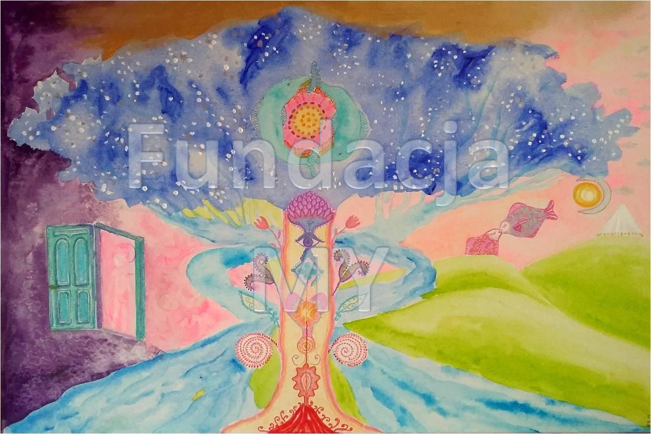 drzewo życia fundacja my symbol dla ogrody społeczne