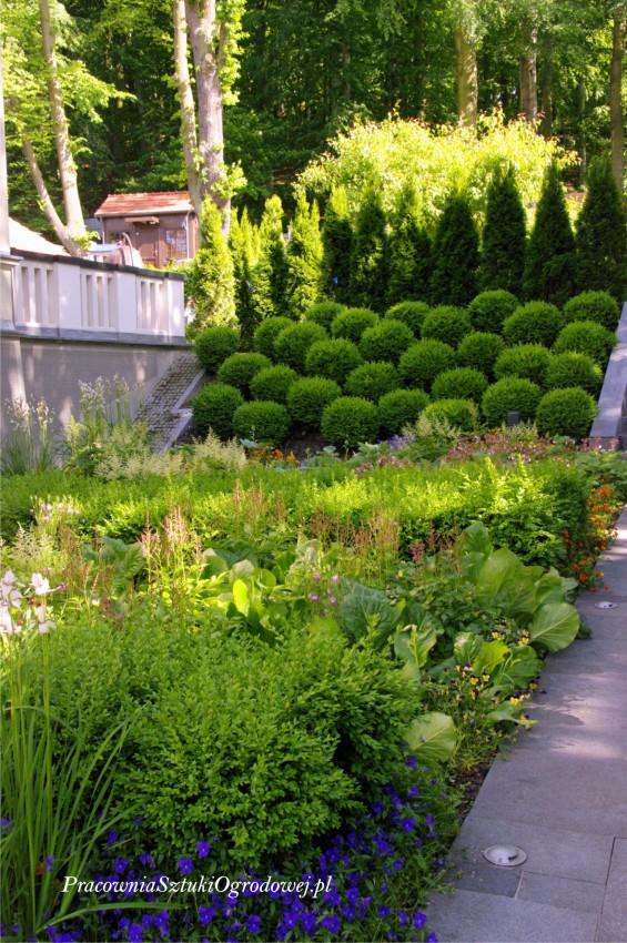 gdański ogród pracowni sztuki ogrodowej, która zaprojektuje nasz ogród społeczny w Trójmieście