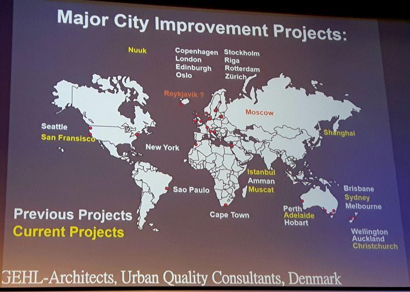 Mapa miast, w których wprowadza się pozytywne zmiany (brakuje Polski)