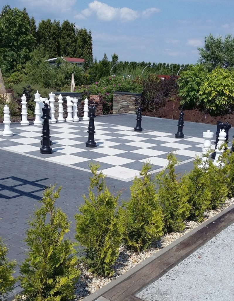 ogrody kapias - szachy ogrodowe