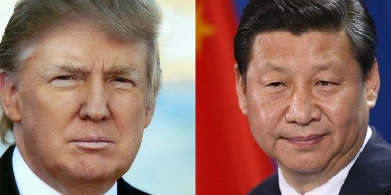 Trump vs Xi JinPing