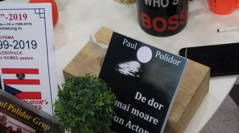 """,,De dor mai moare câte un Actor…"""" de Paul Polidor – Recită: Cristina Deleanu & Eugen Cristea"""