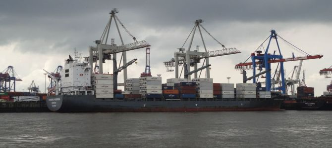 A Holiday in Hamburg: Port on the Elbe
